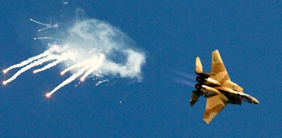 Israel Air Force F-15
